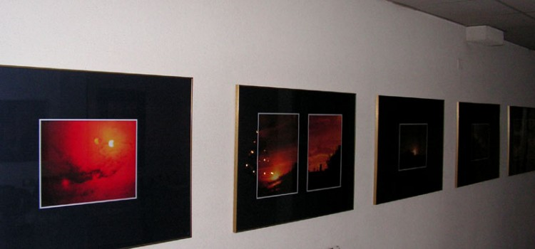 Indywidualna wystawa fotografii i pasteli, Galeria Metron, Toruń