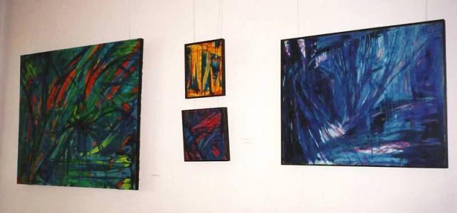 Indywidualna wystawa malarstwa, Galeria Paleta, Toruń