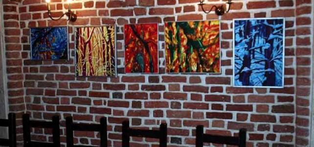 Indywidualna wystawa malarstwa, Galeria Petite Fleur, Toruń