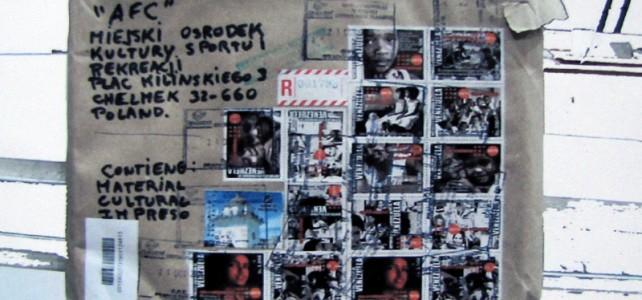 """Międzynarodowy projekt """"art for chelmek"""", Chełmek"""