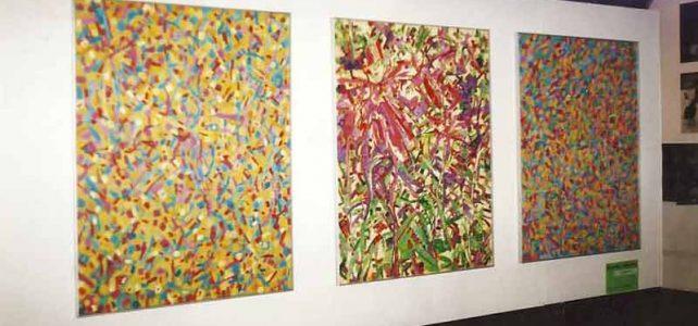 """Wystawa """"Dyplom 2001"""", Galeria Sztuki """"Wozownia"""", Toruń"""