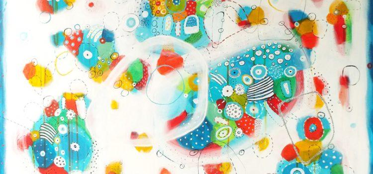Kolorowe przestrzenie II