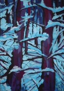 Zima-w-kolorze-blue