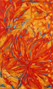 Miejsce szczególne  - olej, płótno, wym. 100x60 cm